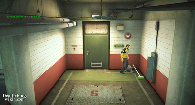 Dead rising drill bucket in safehouse mod (3)