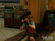 Dead rising kent cut with the same cloth