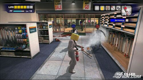 Dead rising IGN fire extinguisher al fresca