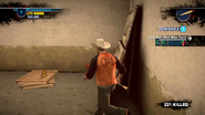 Dead rising 2 case 0 uncle bills EMPTY room across street (3)