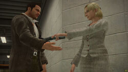 Dead rising case 1-1 gun transfer