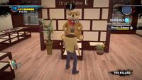 Dead rising 2 robot bear brand new u justin tv00149