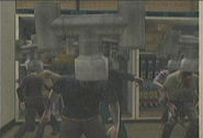 Dead rising smoke stack on zombies