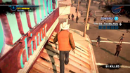 Dead rising 2 case 0 broadsword along roof (7)