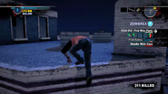 Dead rising 2 case 0 mommas diner roof to bobs (2)