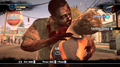 Dead rising 2 Case 0 zombie grabbing chuck