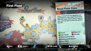 Dead rising 2 royal flush plaza map