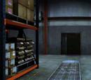 Maintenance Tunnel Warehouse