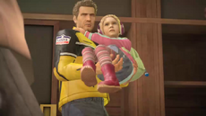 Dead rising intro carrying katey kick instructions start
