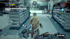 Dead rising 2 Find Katey Zombrex looter battle justin tv