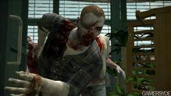 Dead rising breach first zombie in