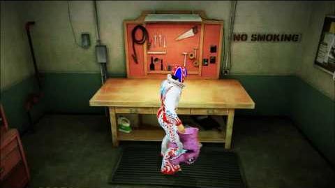 Dead Rising 2 Fountain Lizard Gameplay
