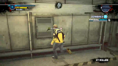 Dead rising 2 case 0 justin tv security room start