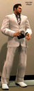 Dead rising clothing White Business Suit and Striped Tie