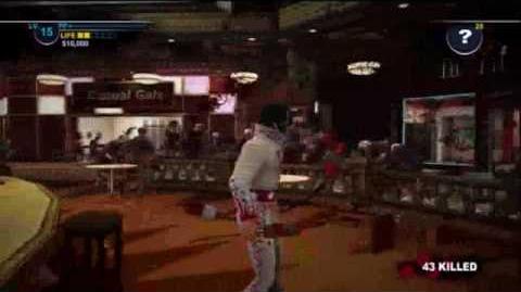 Dead Rising 2 Blambow Gameplay
