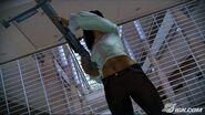Dead rising IGN Isabela with big gun (2)