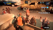 Dead rising 2 Case 0 quarantine zone jumping from vehicles (8)