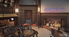 Dead rising Fortune City Arena Security Area door