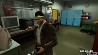 Dead rising security room coffee creamer