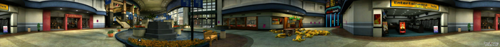 Dead rising Paradise Plaza PANORAMA