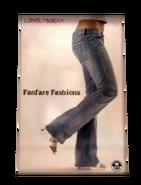 Dead rising ad al fesca fanfare fashions 2