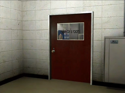 Dead rising secruity room janitors room