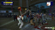 Dead rising guitar hiting zombies xbox com