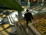 Dead rising entrance plaza hidden items 3