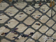 Dead rising overtime mode zombies dead parking lot (2)