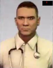 Dead rising sven bust