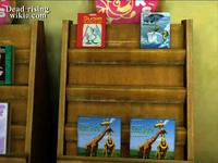 Dead rising Ye Olde Toybox books (2)