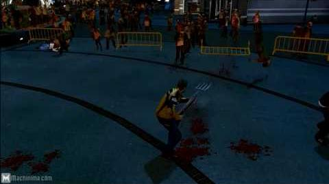 Dead Rising 2 Boomstick Gameplay