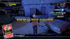 Dead rising 2 case 0 level up 3rd after jed (7)