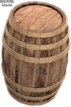 Dead rising Large Barrel
