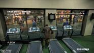 Dead rising flexin treadmill