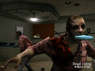 Dead rising shampoo in zombies mouths (2)