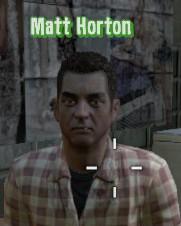 Matt horton