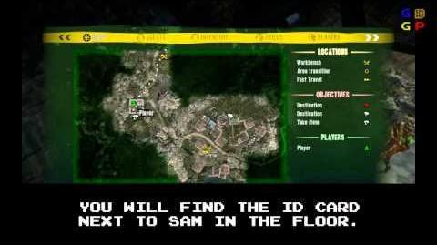 Dead Island - Id Card 62 Location