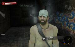 Survivor Jose Garcia