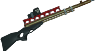 Red Dot Rifle