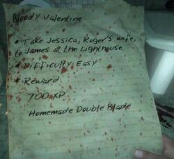 DI Bloody Valentine
