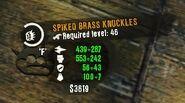 Spiked Brass