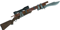 Reinforced Rifle