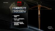 Composite crossbow