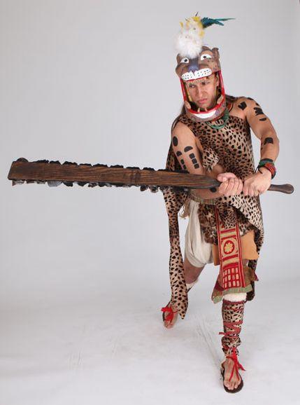 User blog:RSV 123/Aztec Jaguar vs. Shaolin Monk ...  User blog:RSV 1...