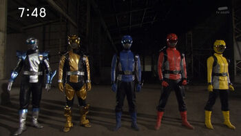 GoBusters team