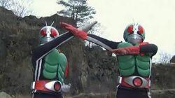 Double riders
