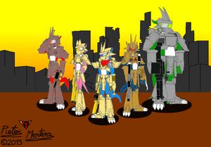 Atom Galactic Rangers