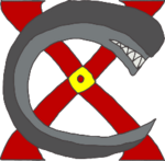 The Emblem of Xeno-Contra Troopers