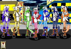 Jade Kunoichi Clan